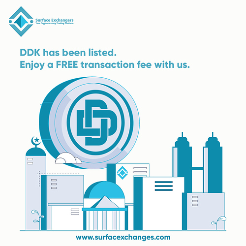 DDK listed